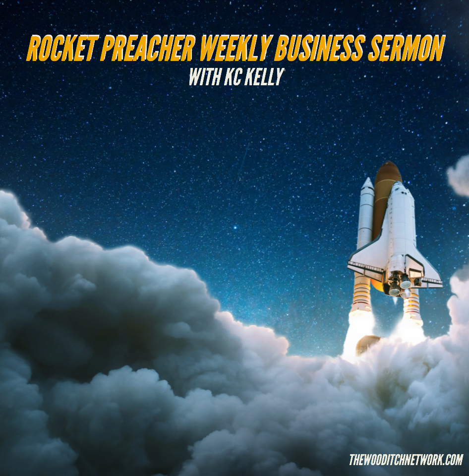Rocket Preacher Weekly Business Sermon