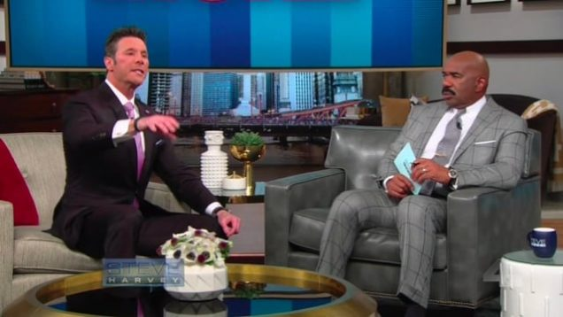 Bill Wooditch on The Steve Harvey Show