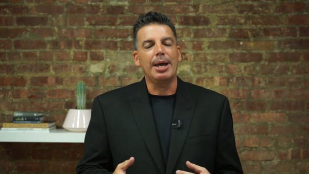 "Get Personal! – ""The 60 Second Sales Show"" with Dave Lorenzo"