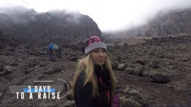 Kilimanjaro: Climb Mt Kilimanjaro with Bethany- Part 2 of 3