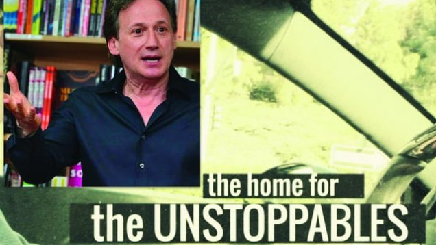 The Unstoppables: Transformation with Bernard Hiller