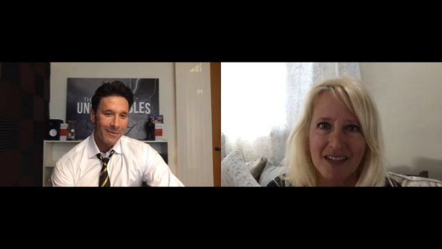 The Unstoppables: Intuitive Reinvention with Tracy Crossley