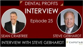 Episode 25: Interview With Steve Gebhardt