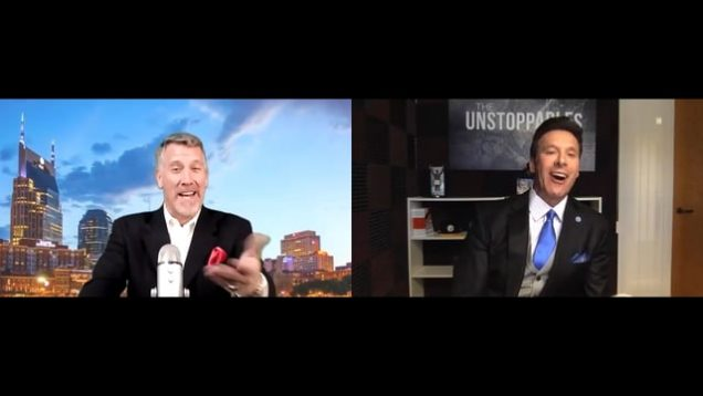 """The Unstoppables: """"Perspective, Vision, Reality"""" with Sean Crabtree"""
