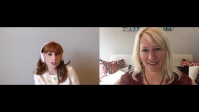 The Energy Behind Success with Tracy Crossley