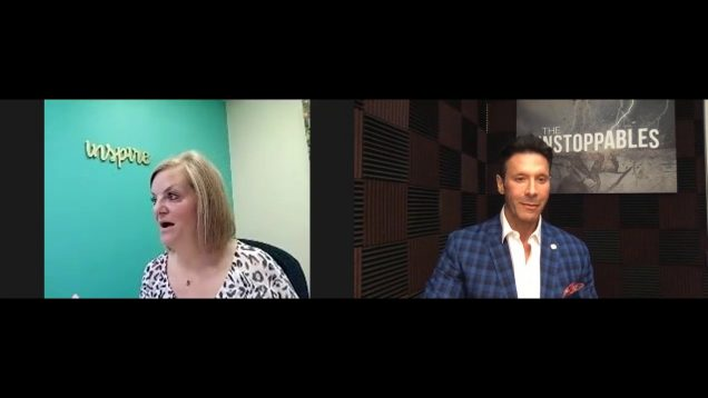 """The Unstoppables: """"On the Dot"""" with Melinda Garvey"""