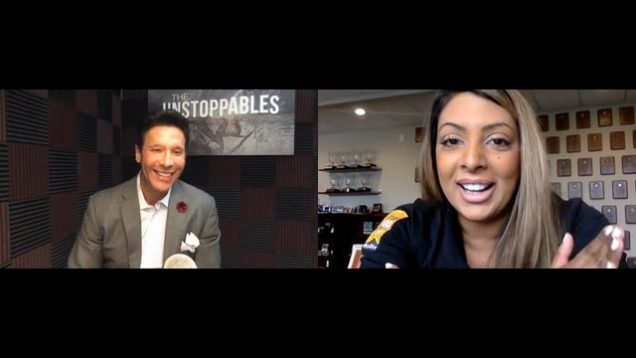 "The Unstoppables: ""Soldier Up!"" with Sabrina Lloyd"